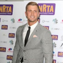 Dan Osborne at the National Reality TV Awards