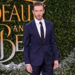 Dan Stevens at the Beauty and the Beast premiere