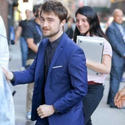 Daniel Radcliffe rushes to the aid of mugging victim