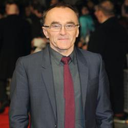 Danny Boyle at the Trance premiere