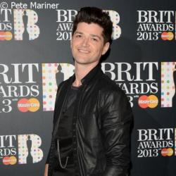 Danny O'Donoghue at the BRIT Awards nominations launch