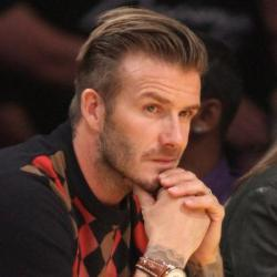 David Beckham's hair has changed plenty over the years