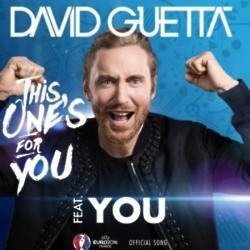 David Guetta This One's For You campaign