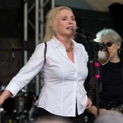 Debbie Harry would perform nude