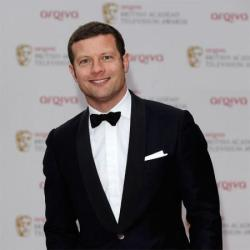 Dermot O'Leary at the Arqiva British Academy Television Awards