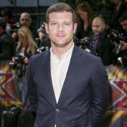 Dermot O'Leary often looks to his wife for style inspiration
