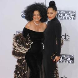 Diana and Tracee Ellis Ross
