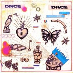 DNCE's People To People artwork