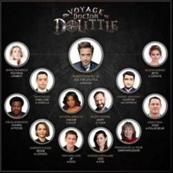 Doctor Dolittle cast (c) Instagram