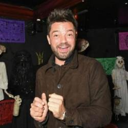 Dominic Cooper at Loulou's in Mayfair, following of the exclusive screening of 'Spectre'