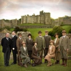 Downtown Abbey cast