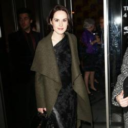 Downton Abbey star Michelle Dockery