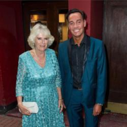 Duchess Camilla at Strictly Confidential