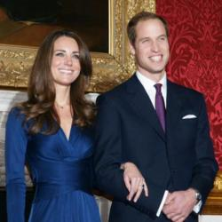 Duchess Catherine and Prince William announce their engagement