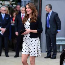 Duchess Catherine at the Harry Potter Tour