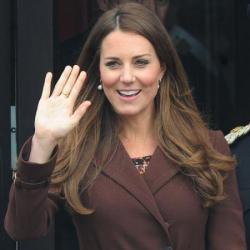 Duchess Catherine has shown off incredible maternity style