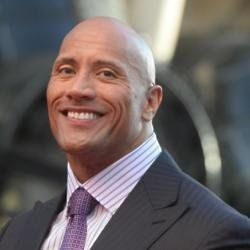 Dwayne Johnson emotional over young fan
