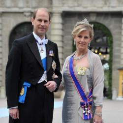 Prince Edward and Sophie, Countess of Wessex