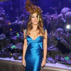 Elizabeth Hurley at The Animal Ball