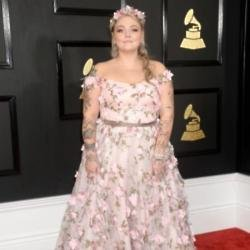 Elle King at the Grammys