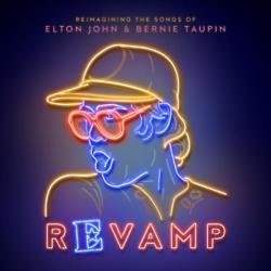 Elton John and Bernie Taupin Revamp artwork