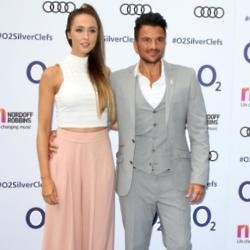 Peter Andre struggling to cope with son Theo's screaming
