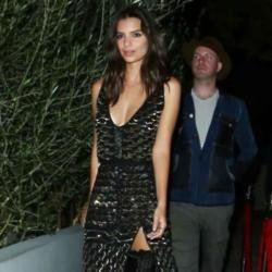 Emily Ratajkowski and actress model