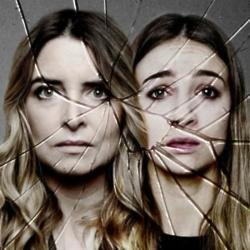 Emma Atkins and Mica Proctor