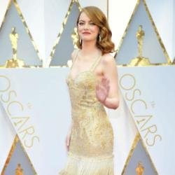 Emma Stone 'loved' building muscle for movie role