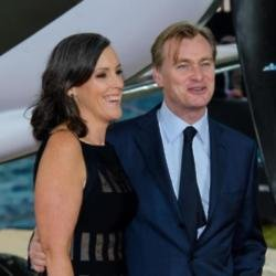 Christopher Nolan and Emma Thomas