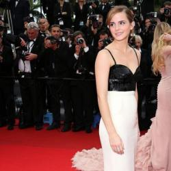 Emma Watson at The Bling Ring Cannes premiere