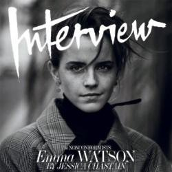 Emma Watson for Interview magazine