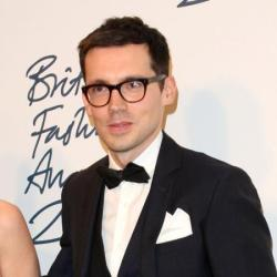 Former New Fashion Ventures recipient Erdem Moralioglu