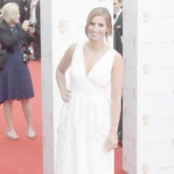 Ferne McCann at the British Academy Television Awards