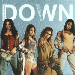 Fifth Harmony's Down artwork
