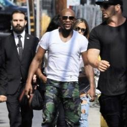 Floyd Mayweather makes the cut