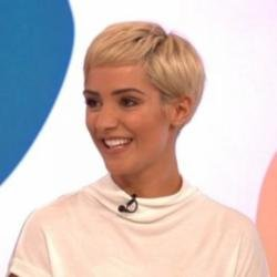Frankie Bridge on 'Loose Women'