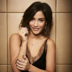 Frankie Bridge's Thomas Sabo campaign