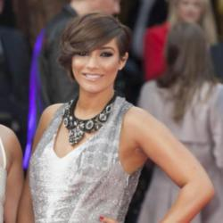 Frankie Sandford at The Hangover premiere