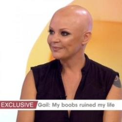Gail Porter on Loose Women