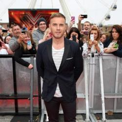X Factor judge Gary Barlow