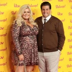Gemma Collins and James 'Arg' Argent
