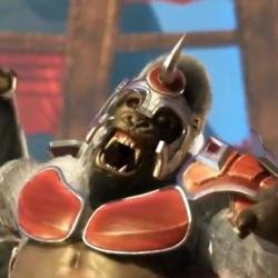 Gorilla Grodd in Injustice 2