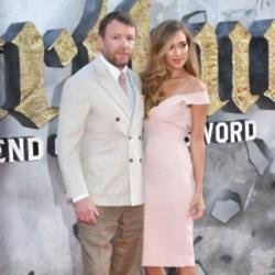 Guy Ritchie and Jacqui Ainsley