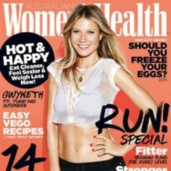 Gwyneth Paltrow in Australia's Women's Health
