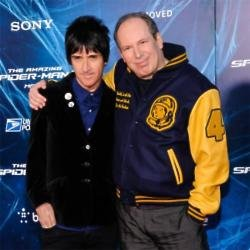 Johnny Marr and Hans Zimmer
