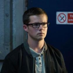Harry Reid as Ben Mitchell in EastEnders