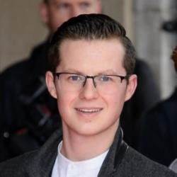 Harry Reid left EastEnders a couple of months back