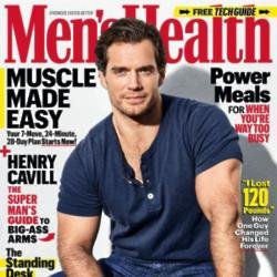 Henry Cavill for Men's Health