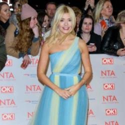 Holly Willoughby at the National Television Awards 2018